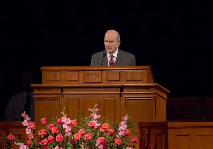 Elder Nelson BYUI Devotional How to do the impossible.