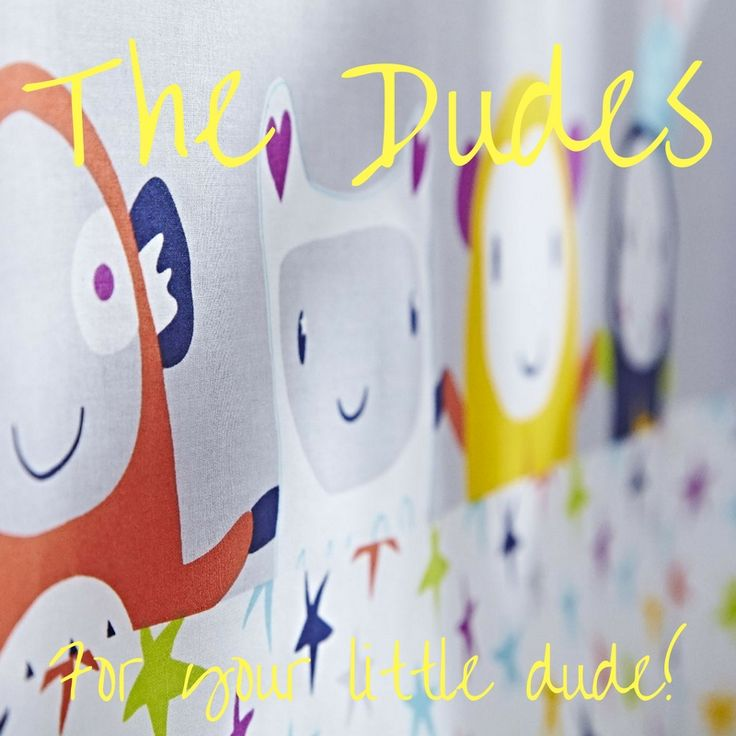 Bring your nursery to life with The Dudes Nursery Bedding set!