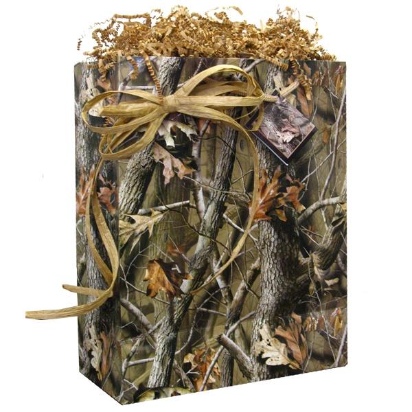 Realtree Camo Gift Bag