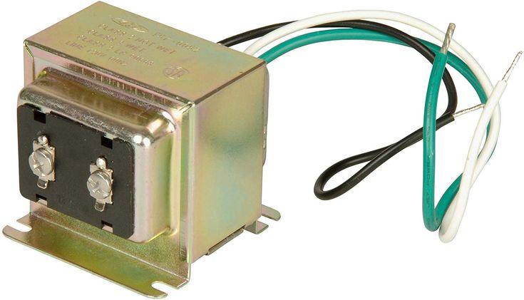 16v Doorbell Transformer In 2020 Doorbell Transformer Wired Door Bell Hampton Bay