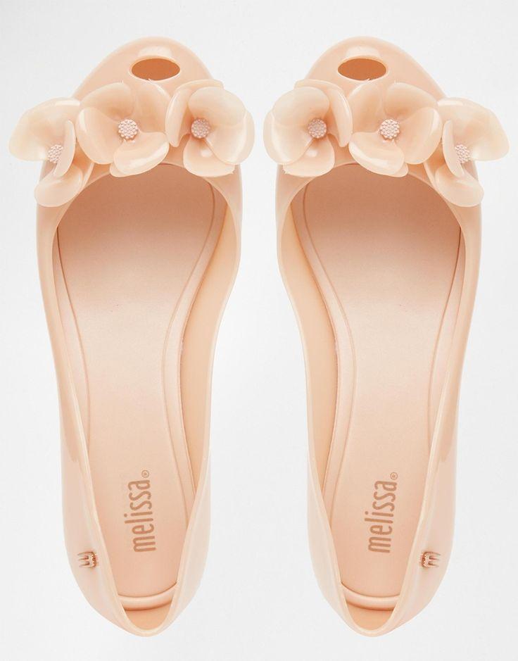Image 3 - Melissa - Ultragirl - Chaussures plates à triples fleurs