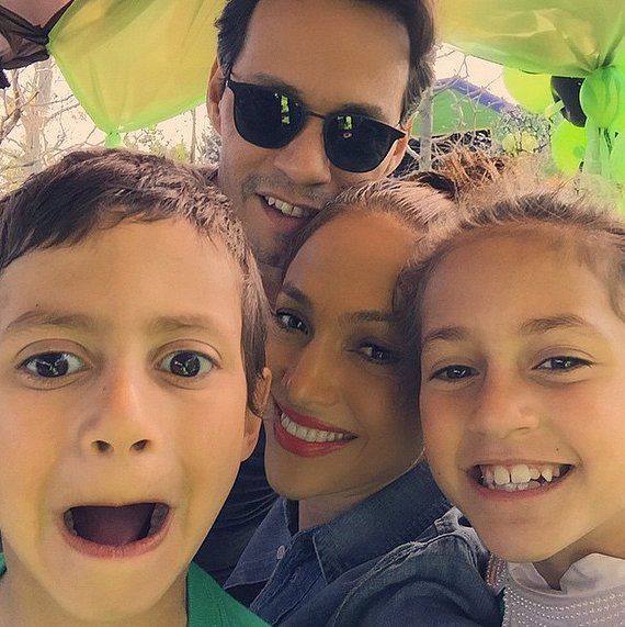 Jennifer Lopez's Best Family Pictures on Instagram | POPSUGAR Celebrity