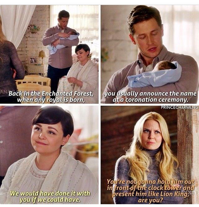 Once upon a time- funny