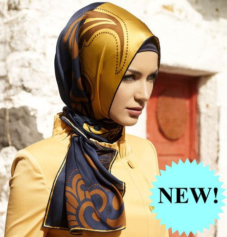 Armine Spring 2013 Hurrem Silk Hijab -- Re-stocked!