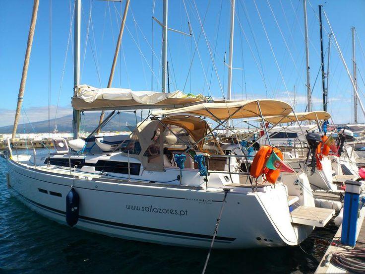 Sailazores Dufour 375 Grand`Large