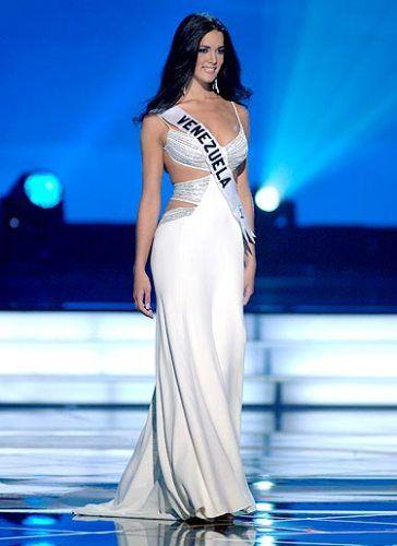 Los vestidos de gala de Venezuela en el Miss Universo - EME de Mujer