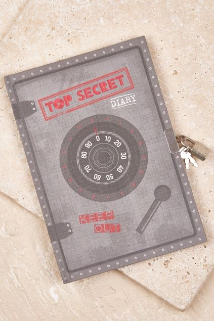 TIGER TRIBE - My Diary Top Secret
