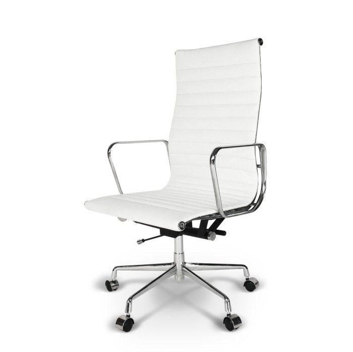 Eames EA 119 Weiß - Bürostühle - POPfurniture