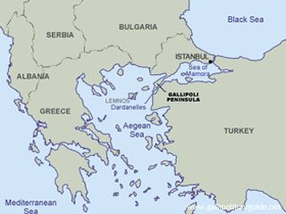 The city of Canakkale lies at the narrow, 1200 meter entrance to the Canakkale Strait (the Dardanelles) that connects the Sea of Marmara & the Aegean. Passenger & car ferries run daily between Canakkale on the Asian side & Eceabat & Kilitbahir on the European side...
