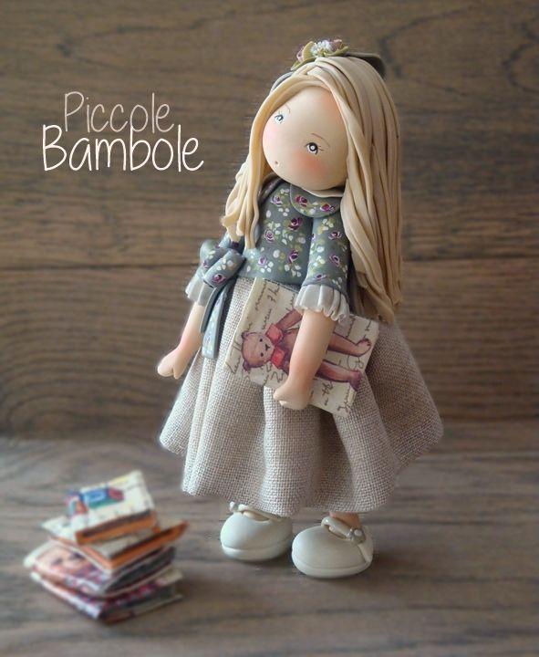 piccolebambole.jimdo.com Facebook: PiccoleBambole in porcellana fredda ..