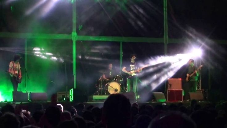 Car Seat Headrest (Live @ NOS Primavera Sound 2016 - Porto) 11-06-2016