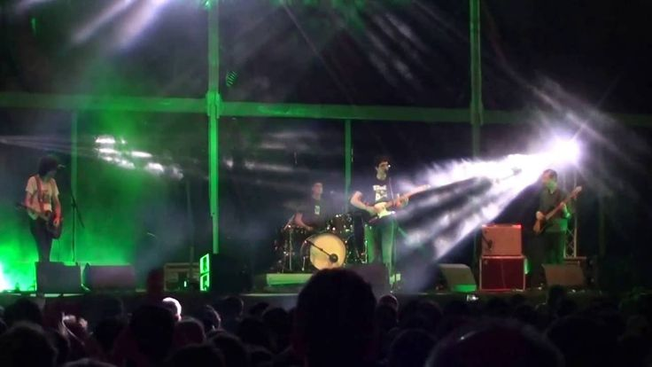 Car Seat Headrest (Live @ NOS Primavera Sound 2016 - Porto) 11-06-2016