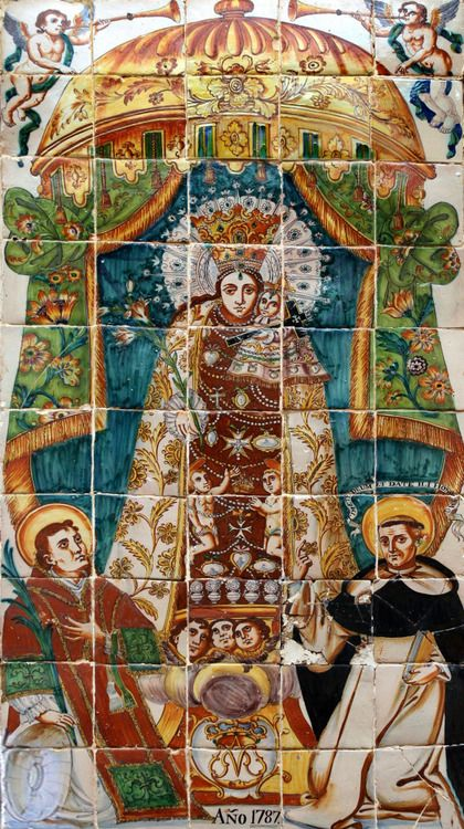146 best images about azulejos ceramica espa a on - Cocentaina espana ...