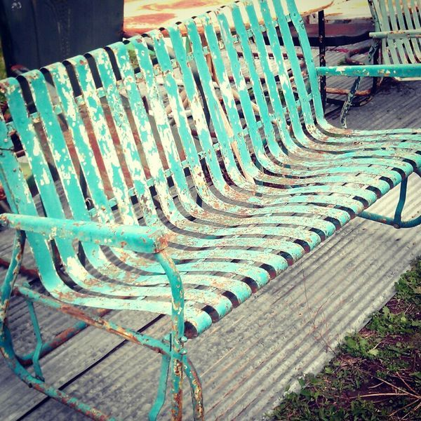 so want to one of these - Porch Gliders