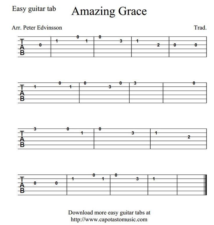 Good easy guitar tabs canciones de guitarra guitarra