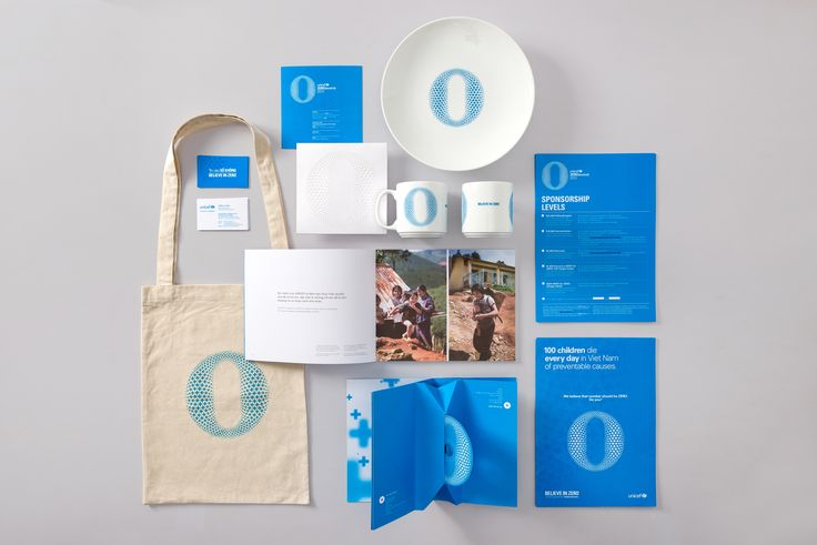 Branding Campaign for Unicef Vietnam, UNICEF ZEROawards.