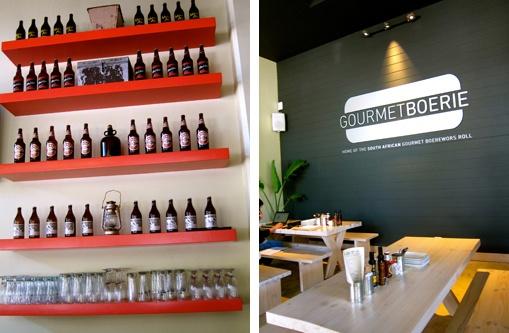 Elle Magazine visits Gourmet Boerie