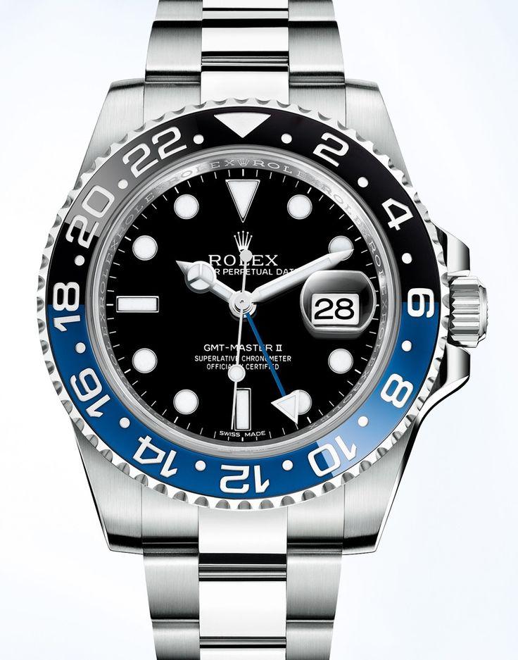 Rolex GMT-Master II, Ref. 116710BLNR