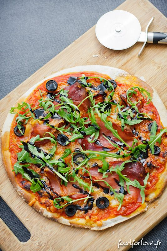 Pizza, Sans Gluten - In the Food for Love