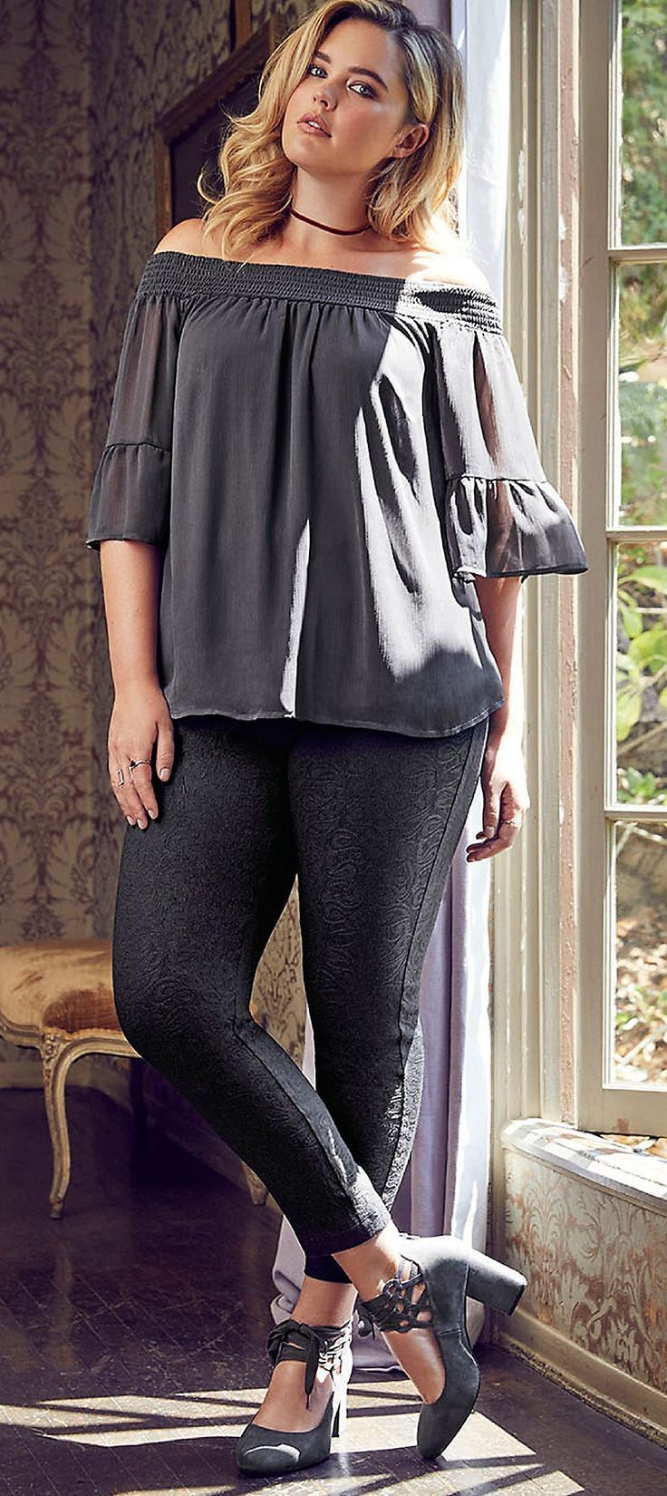 nice Plus Size Outfit - Shop the Look...                                                                                                                                                                                 More