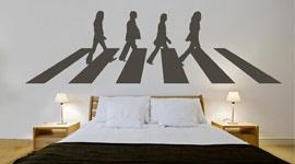 Mitos - Beatles ¿Queréis decorar vuestra casa de forma rápida, original y económica?  Incorporad vinilos en vuestras paredes. Varias temáticas disponibles y ahora con un 30% de descuento, si introducís el código VTE02 en el momento de compra. Consulta los vinilos en: www.vinilizate.com o www.decoratupared.com  #decoracion #vinilos #vinils #beatles