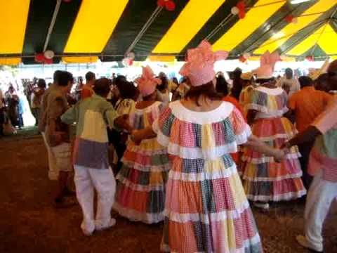Free Style Quadrille from our brothers and sisters on St. Croix!