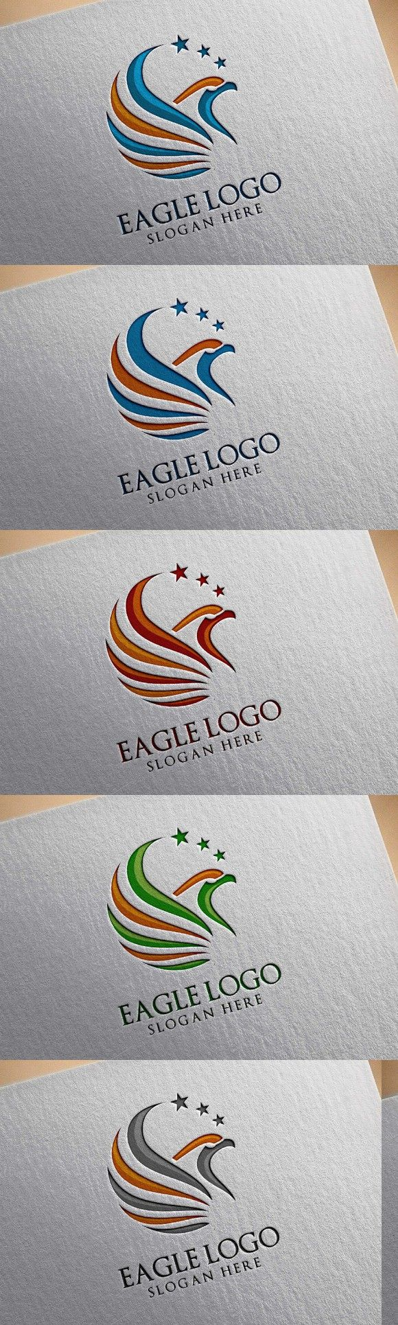 Eagle Star Logo Template. Sport Icons. $21.00