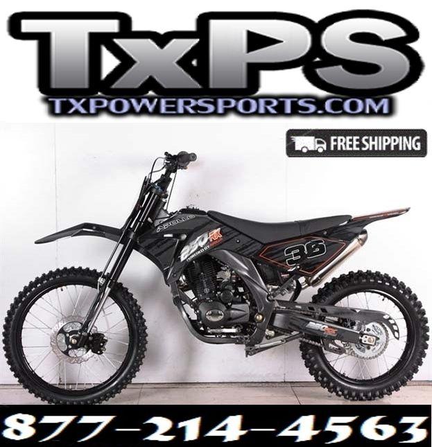 Apollo DB-36 250cc Dirt Bike - Free Shipping HIGH END DIRT BIKE. Free Shipping. Sale Price: $1,499.00