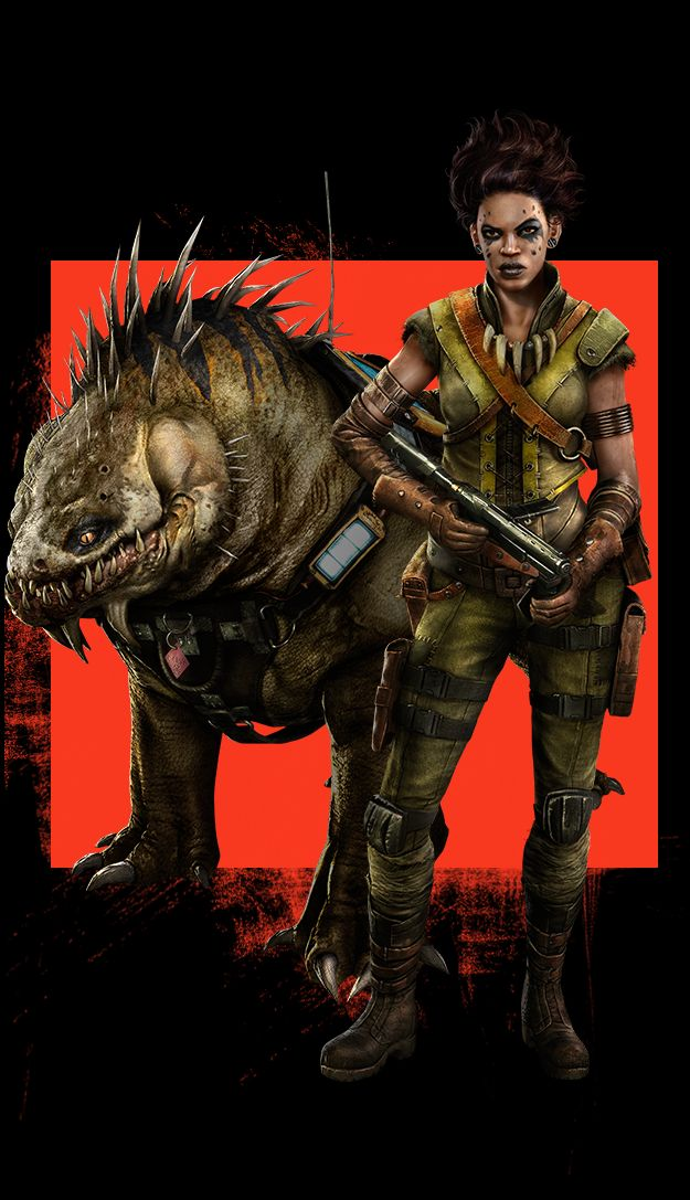 evolve game hunter - Google Search