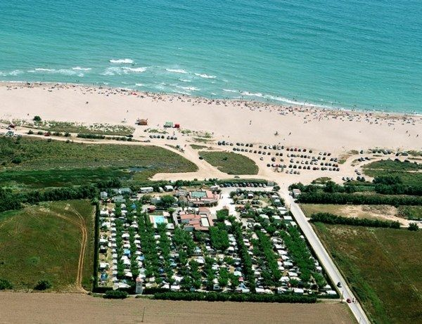 Campingplatz Urlaubsziel Costa Brava Spanien zelten