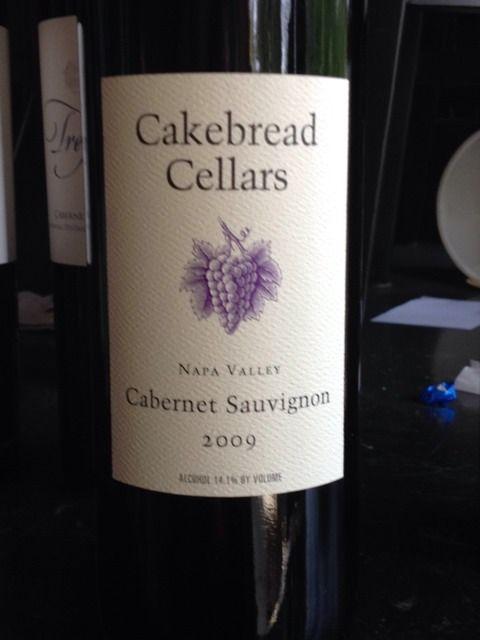 Cakebread Cellars Cabernet Sauvignon | Wine Info