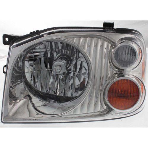 2001 2004 Nissan Frontier Head Light LH Assembly SC SE SVE