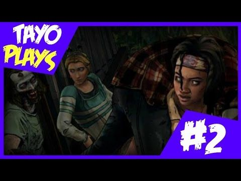 The Walking Dead: Michonne | Ep 2 #2 (Give No Shelter) [Let's Play/Walkthrough] - YouTube - Tayo plays games