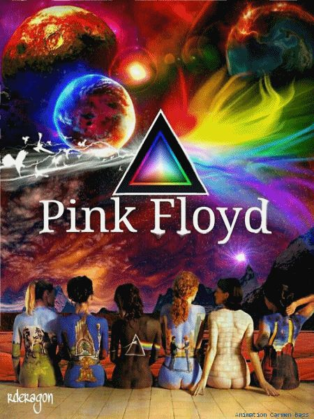 carmenbass: Video Pink Floyd - Any Colour you like