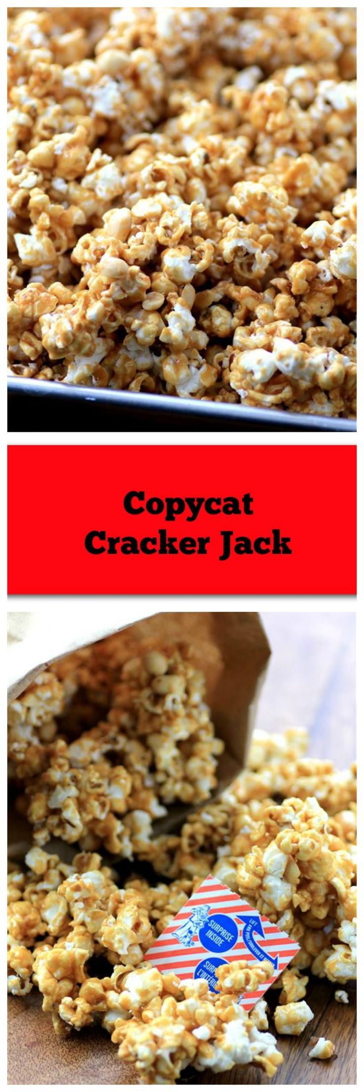 Copycat Cracker Jack