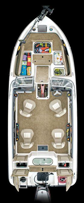 2050LS REATA® | Fish-N-Play Boats | Ranger Boats