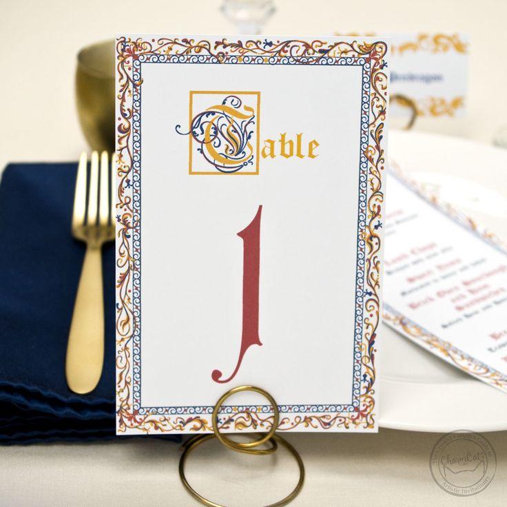 28 Best Medieval Wedding Invitations Images On Pinterest: 57 Best Medieval Renaissance Wedding Ideas