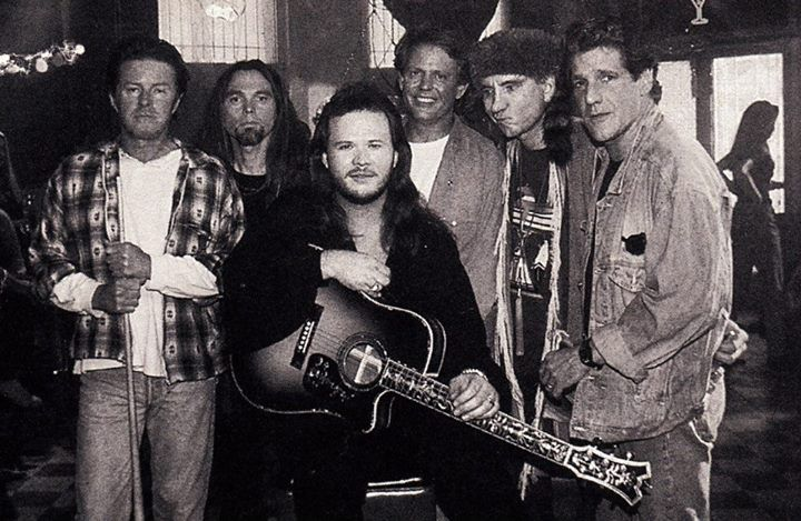The Eagles with Travis Tritt