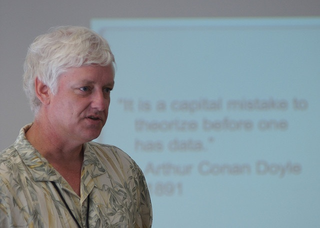 """Peter Norvig, author of """"Artificial Intelligence: A Modern Approach"""" and """"Paradigms of AI Programming: Case Studies in Common Lisp"""", Director of Research @ Google"""