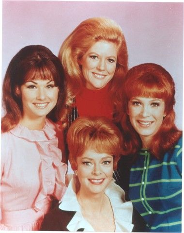 Petticoat Junction-watched this everyday! I always wanted to be Betty Jo with her red hair!