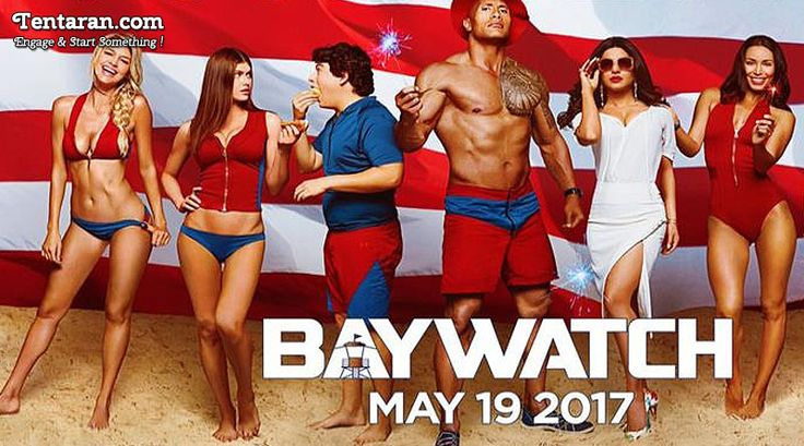 Plot: Baywatch is an American action comedy based on the 90's television series of the same name. The movie revolves around the two unlikely prospective lifeguards who compete for jobs alongside the buff bodies who patrol the beach in California.