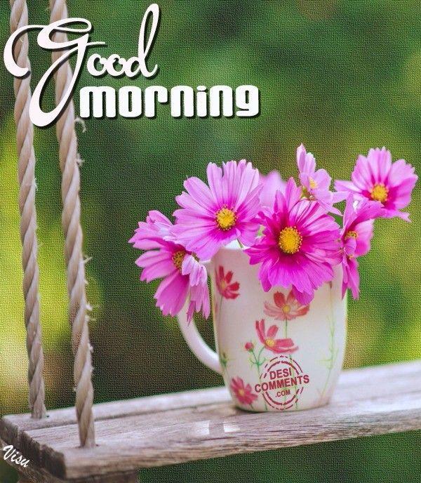 63 best Good Morning images on Pinterest   Good morning, Mornings ...