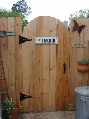25 Best Ideas About Wood Fence Gates On Pinterest Gate