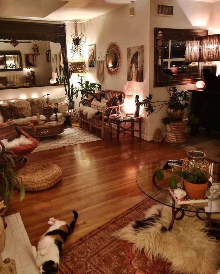 Bohemain Ideas for Interior Designing of Homes