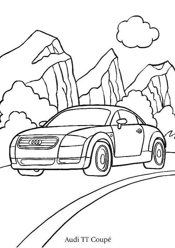 les 104 meilleures images du tableau coloriages de voitures sur
