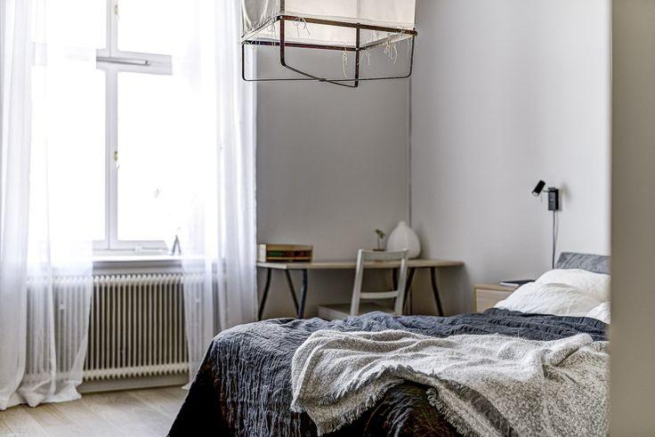 Minimalistisch appartement in Stockholm - THESTYLEBOX
