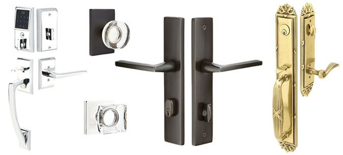 Add a distinctive touch to your doors with Emtek door levers, knobs and Emtek bounddownloaddt.cfl Discounts· Low Price· Stainless Steel· Wide Variety.
