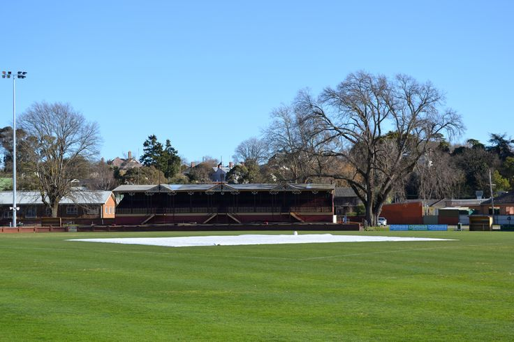 Cricket Pitch Covers - Eastern Oval