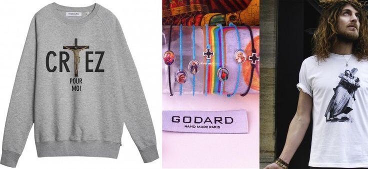 Mode - GODARD #fashion #style #sweat #bracelet