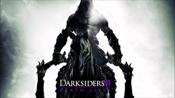 Darksiders 2 The Corruption Soundtrack HD (Baum des Lebens)